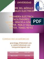 Proyecto MÓDULO 2013