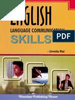 English Language Communication Skills