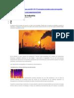 Termografía en la industria