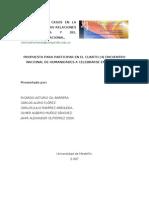 EL ESTUDIO DE CASOS EN LA ENSE+æANZA