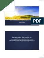 Proyecto Barrenación