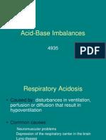 Acid Base Imbalance 2