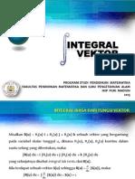 6. Integral Vektor