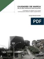 Ciudades de Marca Tfm Mcas _enrique Naranjo