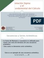 Notacion Sigma y el Teorema Fundamental del Cálculo