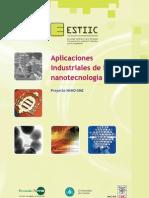 Aplicaciones Industriales Nanotecnologia
