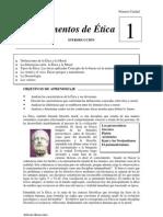 Clase Teorica Etica 1 Unidad Bases Teoricas