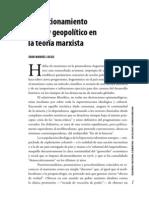 Geopolítica Marxista