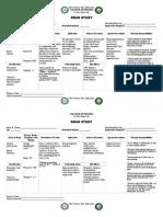 Sultamicillin, Hydroxyurea, Paracetamol, Nystatin