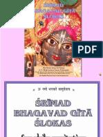 C- Gita Slokas Book by Dina a Das [Ch 1-5]