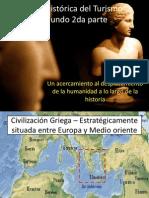 Evolucion Historica Del Turismo 2 Grecia Roma y Medioevo