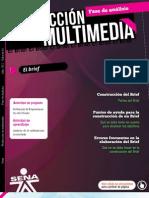 Fase de Analisis El Brief Producion Multimedia
