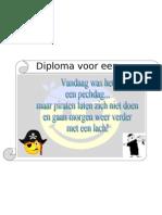 Diploma Pechdag