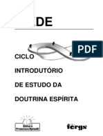 Ciclo Introdutório de Estudo da Doutrina Espírita (CIEDE)