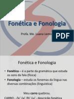 FONOLOGIA SLIDE 3º ano