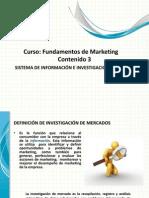 Fund MKT Contenido 3 Sistema de Investigación de MDO