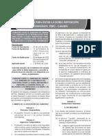 Convenio Peru Canada DT