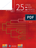 25 años de sida en mexico INSP