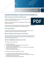 Australia Immigration Fact Sheet