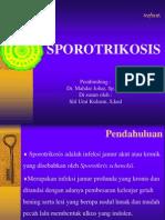 Referat-sporotrikosis