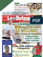 LE BUTEUR PDF du 30/05/2009