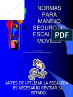 Manual de Uso de Escaleras