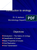 Intro to Virology - Sept2005