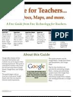 Google for Teachers