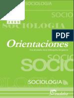 Orientaciones - Sociologia - UBA XXI