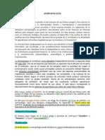 1Definion antropología