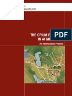 The Opium Economy in Afghanistan (2003)
