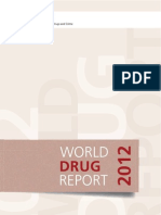 UN 2012 World Drug Report