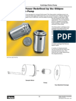 05 - 3 Piston Cartridge Pumps