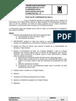 PPN 2013 Caratula TP Nro 10 Intercambiador de Calor y Enfriador de Quilla