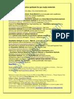 Quantitative Aptitude for Psc Study Materials