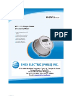 ENEX Brochure (MTX12S)