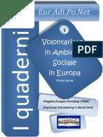 I Quaderni di Euradiponet n. 1 maggio 2013