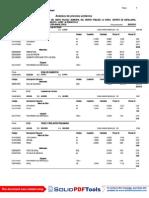 Precios Unitarios - Componente 02
