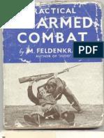 Practical Unarmed Combat by Moshe Feldenkrais
