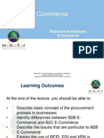 E-commerce Essential components and business model