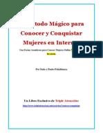 Conocer Mujeres Online - TripleAtraccion.com