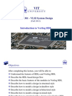 2a. ECE301 - Introduction to VVerilog HDL