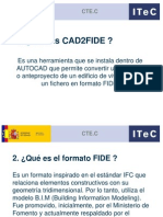Cad2Fide
