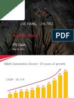 Auto Sector Analyst Meet Presentation[1]