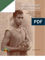 Masculinidades y Desarrollo Rural