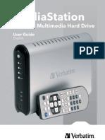 MediaStation HDD User Guide - English (1)