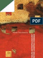 Dyskurs Antropologiczny w Pisarstwie Josepha Conrada - eBook