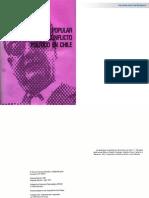 La Unidad Popular y El Conflicto Politico en Chile