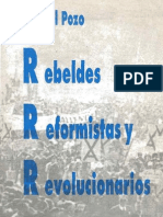 Rebeldes Reformistas Revolucionarios La Izquierda en La UP