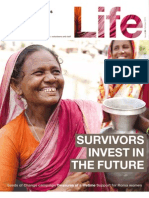 Red Cross Life, Issue 84, October 2011